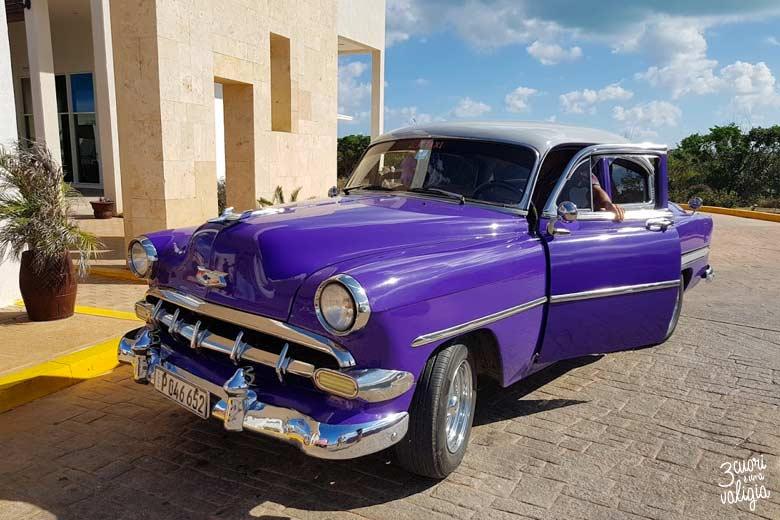 Cuba - Cayo Santa Maria, taxi condiviso