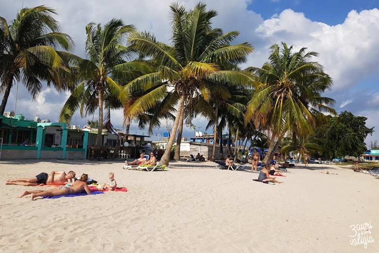 Cuba - Playa Larga, spiaggia