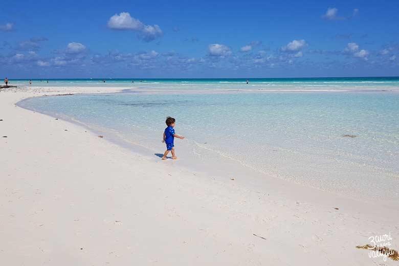 Cuba - Playa Las Gaviotas, spiaggia incontaminata