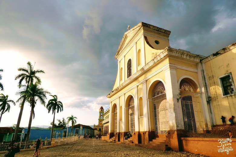 Cuba - Trinidad, Iglesia Parroquial de la Santísima