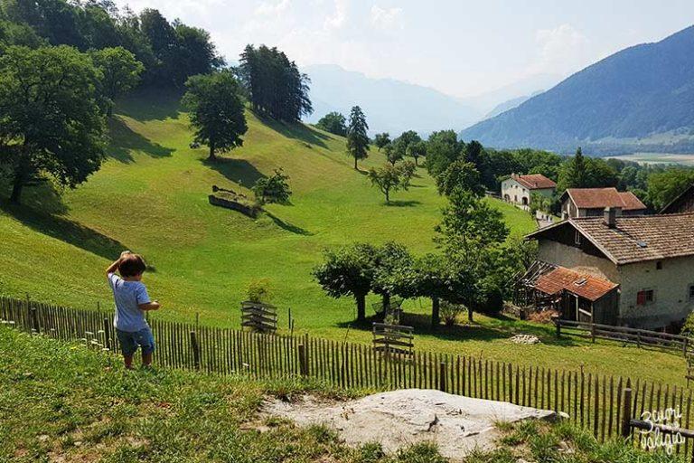 Heidiland: in Svizzera con i bambini lungo il sentiero e i luoghi di Heidi