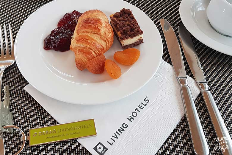 Derag Livinghotels Norimberga con bambini - colazione