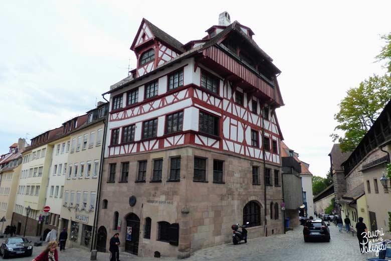 Norimberga con bambini - Albrecht Dürer Haus