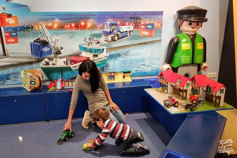 Norimberga con bambini - Museo della Ferrovia - DBMuseum