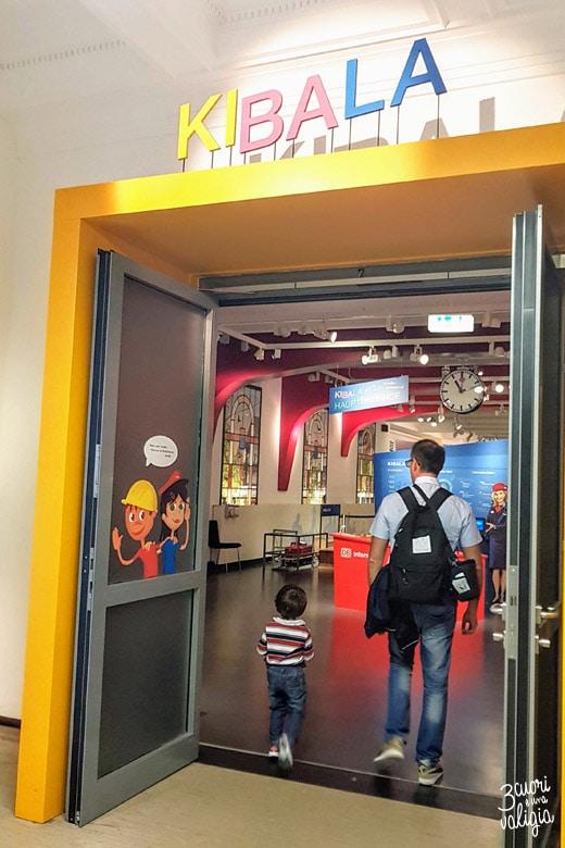 Norimberga con bambini - Museo-della-Ferrovia-DB- Kibala