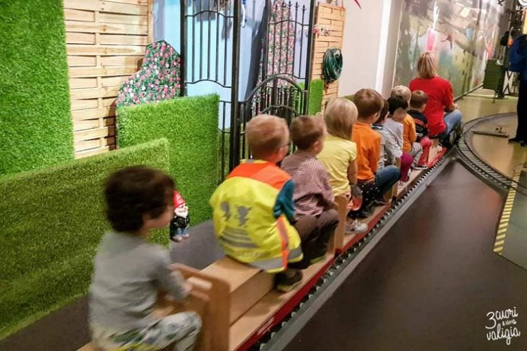 Norimberga con bambini - Museo-della-Ferrovia-DB-DB-Museum