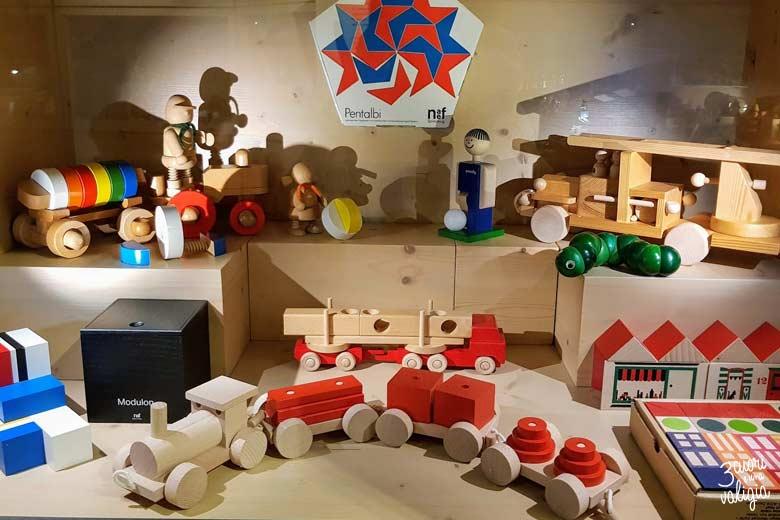 Norimberga con i bambini - Museo del giocattolo