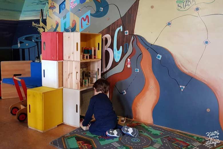 Norimberga con bambini - Museo del giocattolo