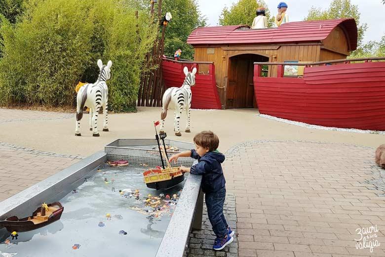 Norimberga con bambini - Playmobil Funpark