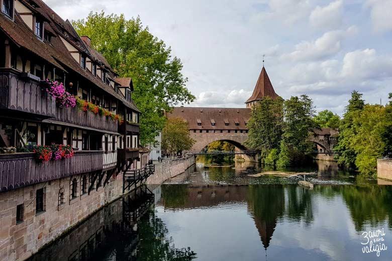 Norimberga con i bambini - Steubenbrücke