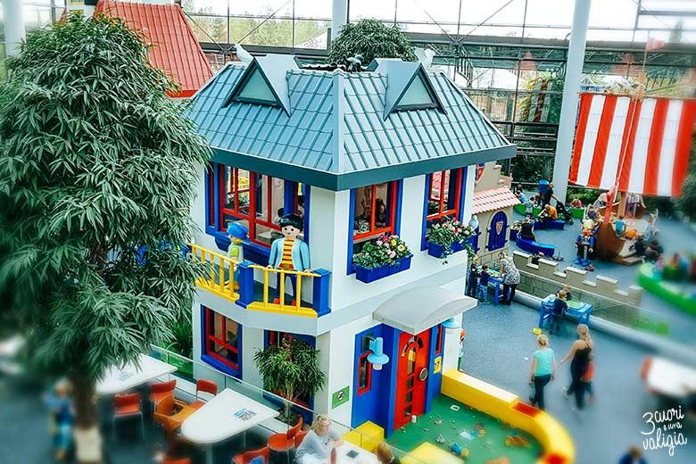 Playmobil con bambini - casetta gioco
