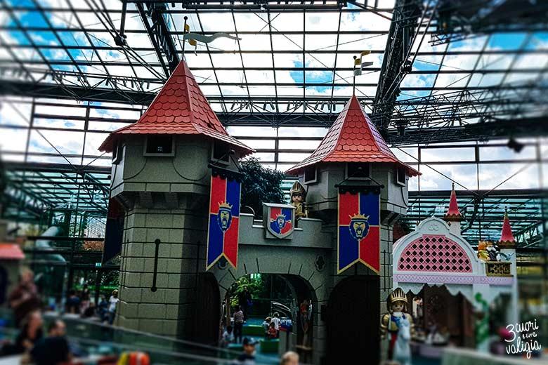 Playmobil con bambini - castello indoor