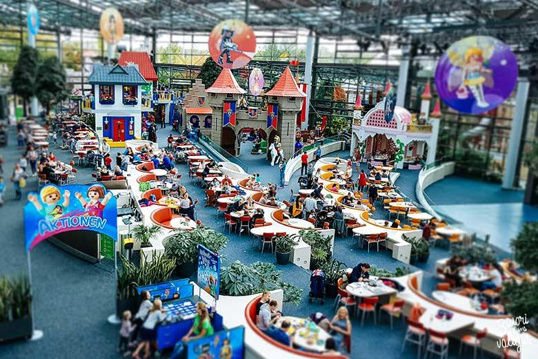Playmobil con bambini - indoor