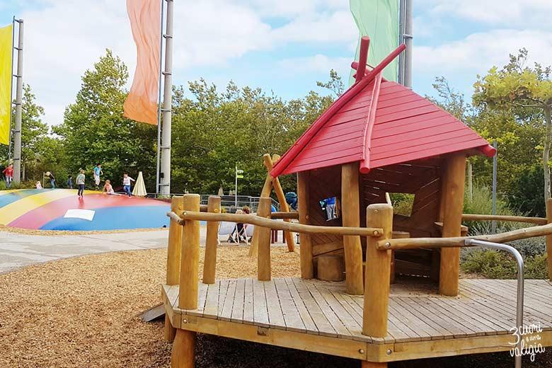 Playmobil con bambini - giochi outdoor