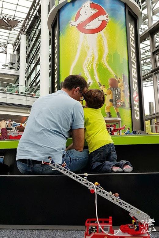 Playmobil con bambini - giochi indoor