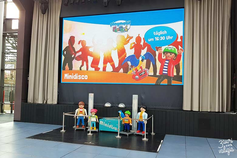 Playmobil con bambini - palco