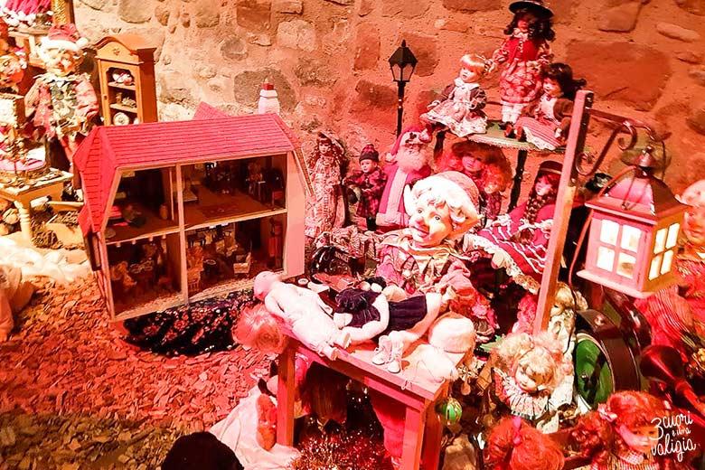 Kaysersberg con bambini - giocattoli vintage