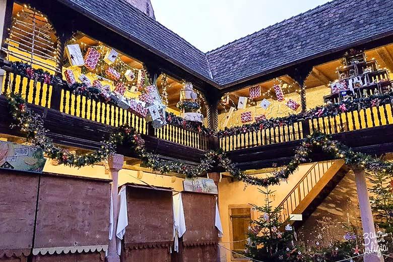 Kaysersberg con bambini - Marché de Noël