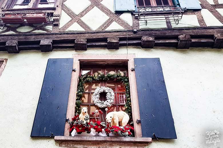 Kaysersberg con bambini Natale