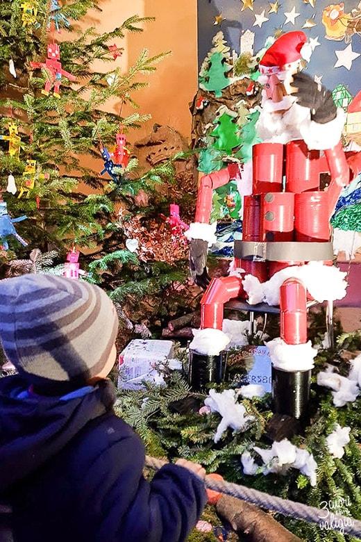 Kaysersberg con bambini - mercatini di Natale