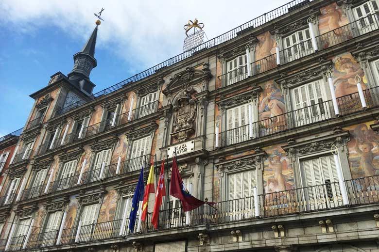 Capodanno con bambini Madrid