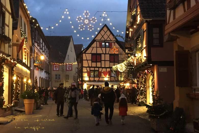Capodanno con bambini in Alsazia