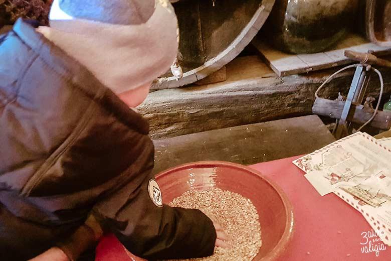 Mercatini di Natale, ricetto di Candelo - caccia al tesoro