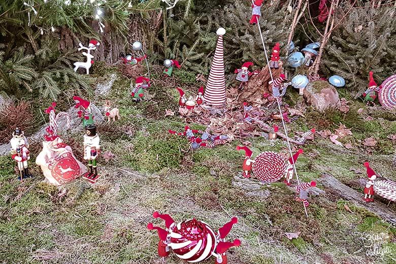 Mercatini di Natale, ricetto di Candelo - villaggio degli gnomi