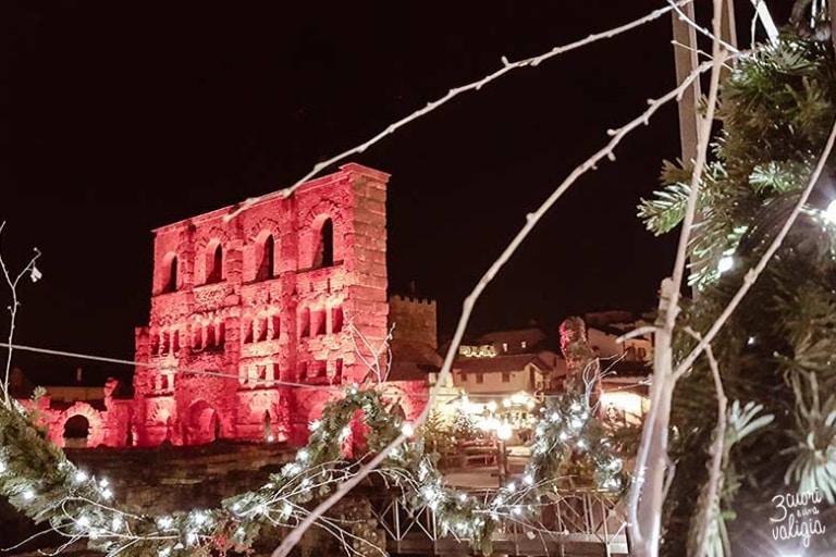 Mercatini di Natale di Aosta