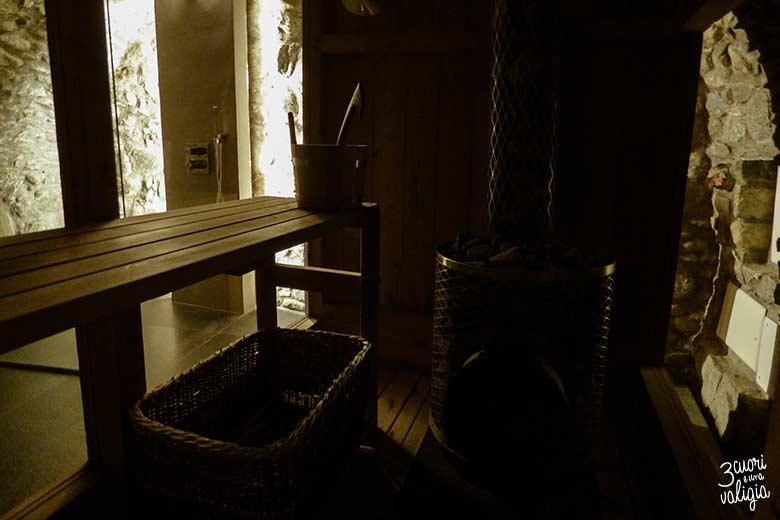 Aosta con bambini: Mu B&B and Sauna