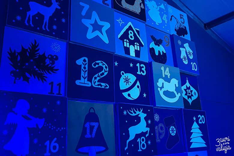 Magico paese di Natale a Govone - calendario dell'avvento