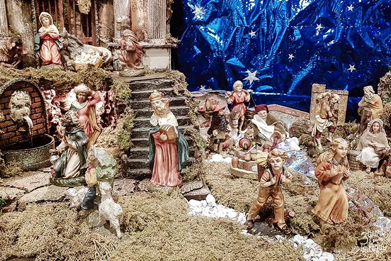 Magico paese di Natale a Govone - presepe