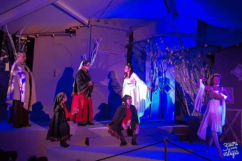 Magico paese di Natale a Govone - spettacolo per bambini