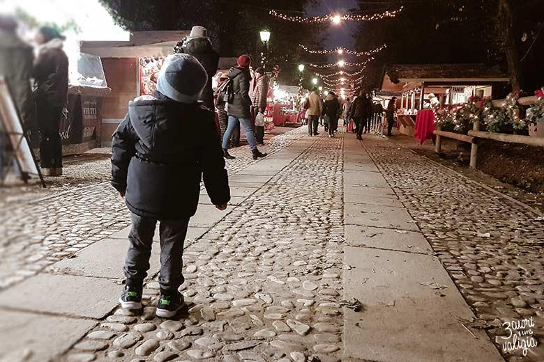Mercatini di Natale con bambini a Govone
