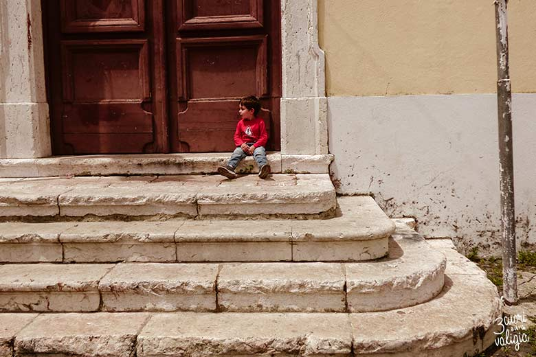Lisbona con bambini quartiere di Alfama