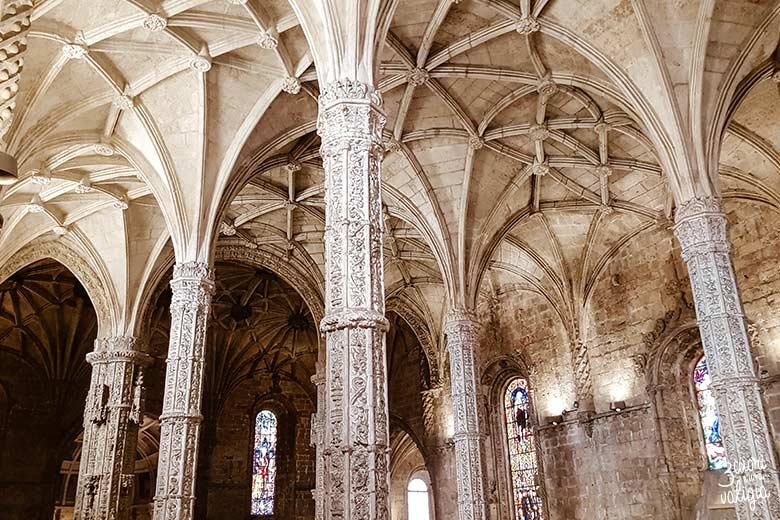 Lisbona con bambini Chiesa di Santa Maria
