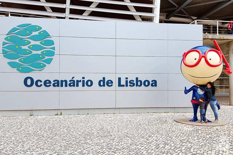 Lisbona con bambini ingresso oceanario