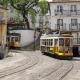 Lisbona con bambini tram storico 28