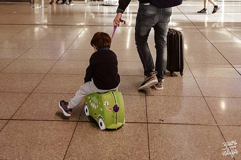 Assicurazione viaggi con bambini