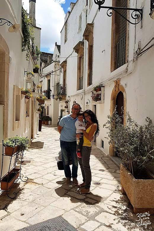 Puglia con bambini Locorotondo