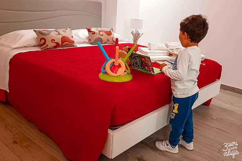 Salento con bambini B&B Casa di Anita Arnesano