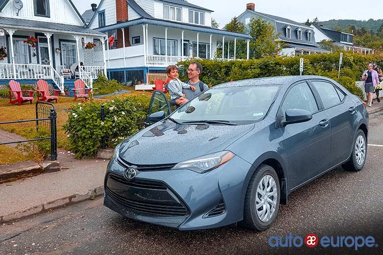Canada orientale con bambini - Auto Europe noleggio auto