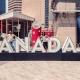 Canada orientale con bambini - Toronto CN Tower