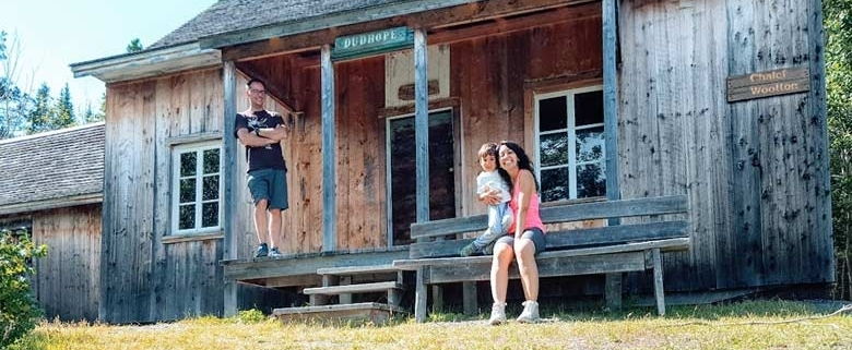 Itinerario Canada orientale con bambini Parc national du Bic