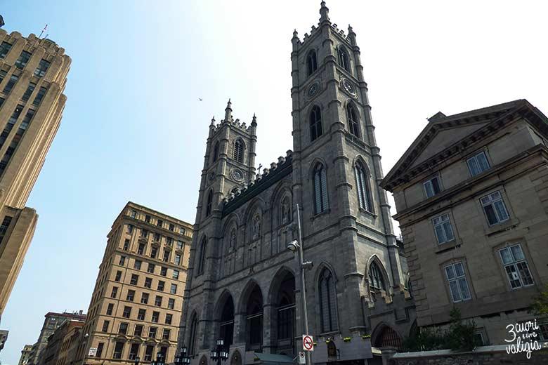 Basilica di Notre-Dame di Montréal