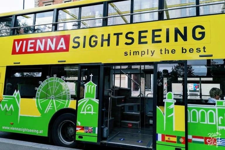 Visitare Vienna con i bambini: a bordo dei bus Hop On Hop Off è facile e divertente