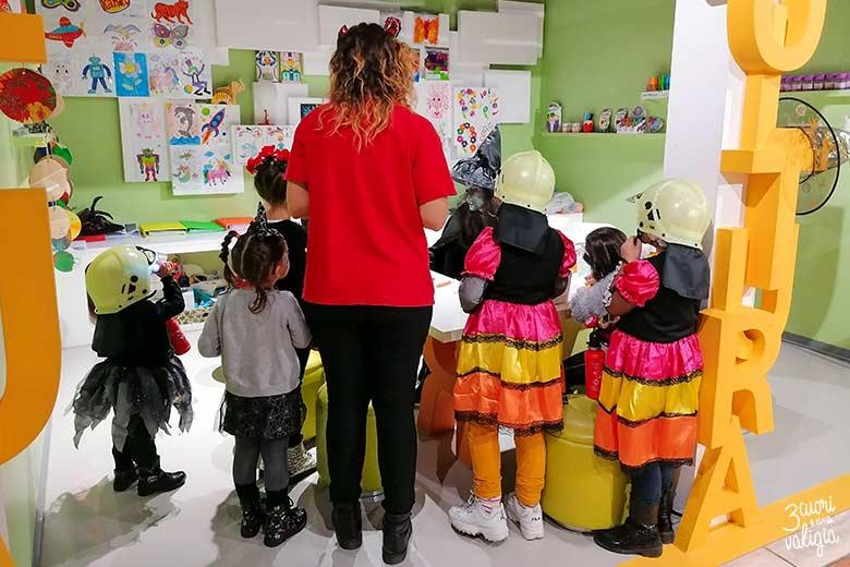 Kandu mini città per bambini