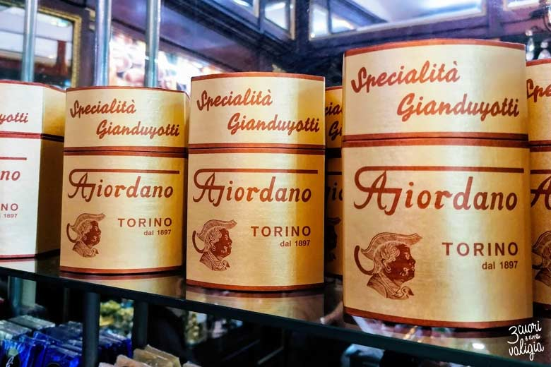 Cioccolateria Giordano Torino