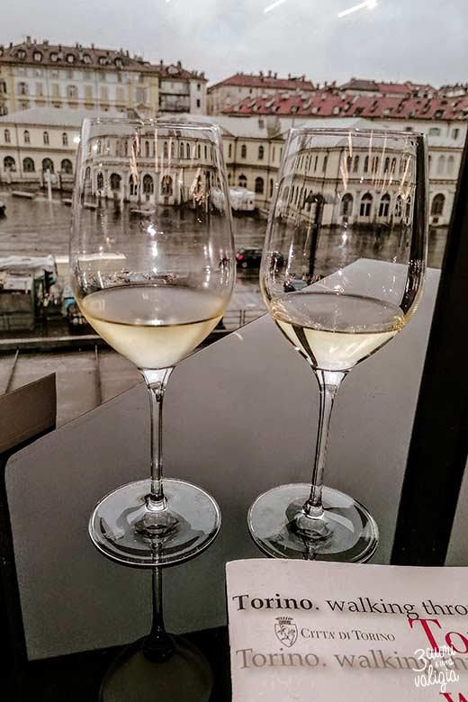 Vendemmia a Torino