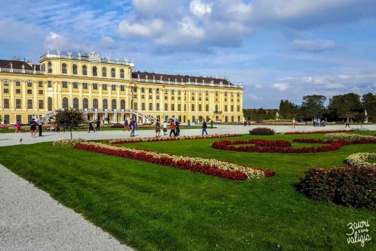 Cosa vedere alla Reggia di Schönbrunn con i bambini